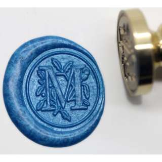 Wax Seal - Alphabet Stamps