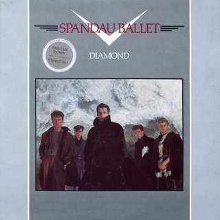 Nmvg+ Coming spandau ballet diamonds record vinyl pop rock new wave