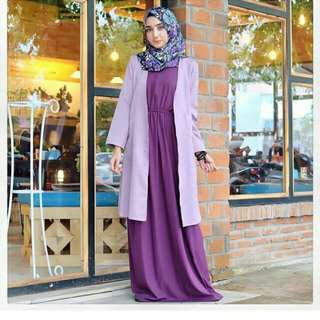 Gamis+outer