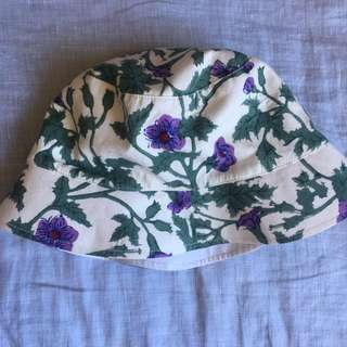 100% cotton bucket hat