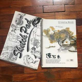 Drawing Book Journal