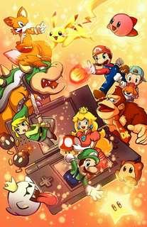 Nintendo DS Games (R4, Soft Copy)