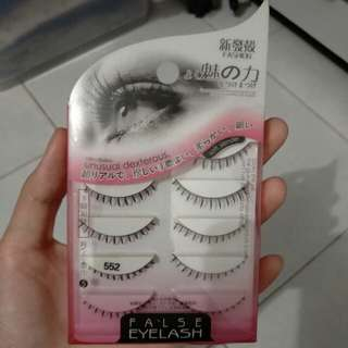 Bottom Fake Eyelashes