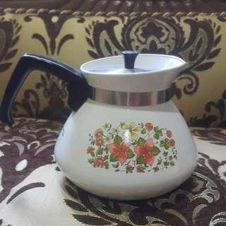 Indian Summer Corelle Teapot