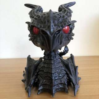 "THE ELDER SCROLLS V: SKYRIM - ALDUIN 6"" SUPER SIZED POP! VINYL FIGURE"