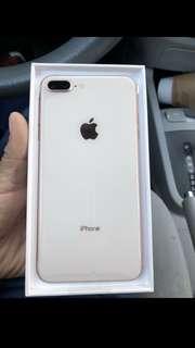 iPhone 8 plus (Rose Gold)