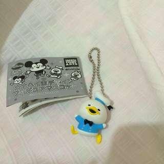 卡娜赫拉X迪士尼聯名 扭蛋 吊飾 唐老鴨