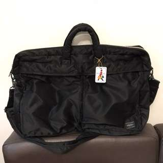 Head Porter 2way Brief Case(s)(不議價)