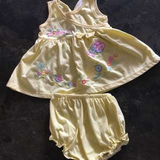Baby dress _ 4