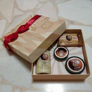 The Body Shop Shea Collection Gift Set