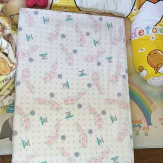 Baby safe latex mattress