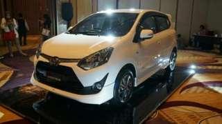 Toyota new agya 1.2 G TRD