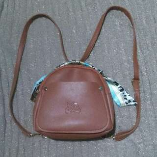 2way Sling Backpack