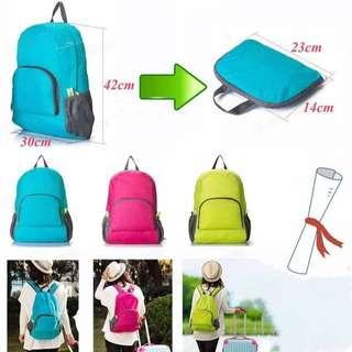 Foldable Bag Back Pack