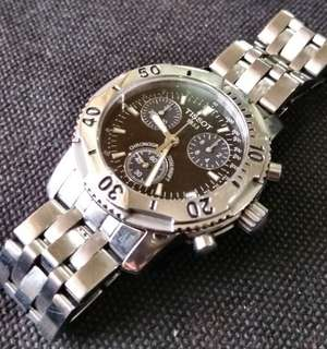 Tissot PRS200 T362/462 Sapphire Crystal Chronograph