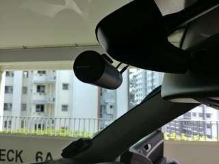 BlackVue DR590-2CH installed on Volkswagen Tiguan