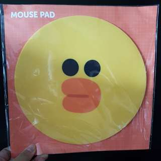 BNIB Authentic Line mouse pad (Sally). $5 mailed.