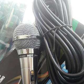 Hdt microphone