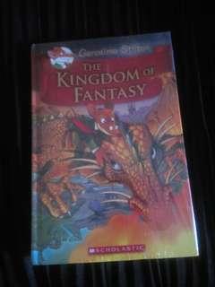 "Geronimo Stilton ""The kingdom of Fantasy"" (Hardbound)"