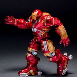 MARVEL AVENGERS ULTRON IRON MAN HULKBUSTER ACTION FIGURE COLLECTION MODEL