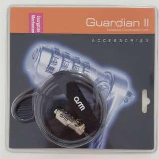 Guardian II Notebook Combination Lock