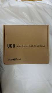 USB Slim Portable Optical Drive