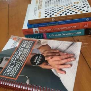 Nursing textbooks - great condition