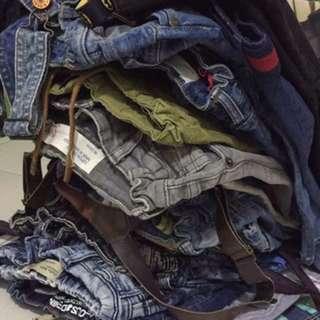 Preloved Kids (Jeans/shirt/tshirt/dress)