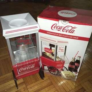 Coca Cola Popcorn Maker🍿