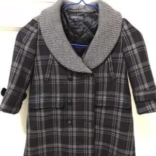 Nicholas & Bear Coat (Size Y2) - 95% NEW
