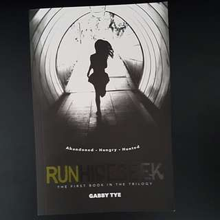 Run First book in the run, hide,seek trilogy