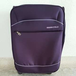 CHIC! Cabin Size SWISS POLO Luggage