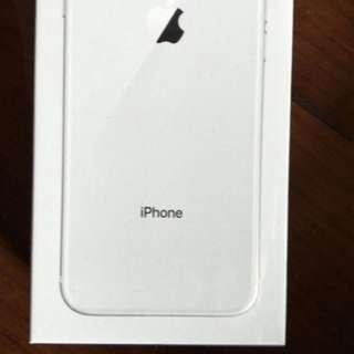 Iphone 8 (265GB) Sliver