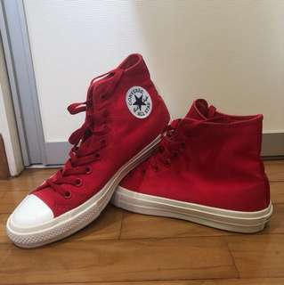 Converse Chuck Taylor 2 Red US 9
