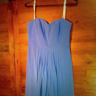 Blue Collection Formal Dress