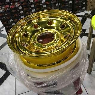 """15"""" GOLD van sport rim-91525152 boy"""
