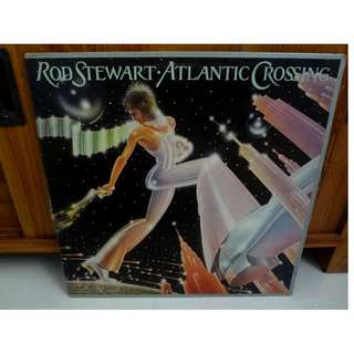 Rod Stewart Atlantic Crossing Vinyl LP Record
