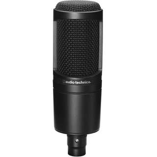 Microphone + pop filter bundle