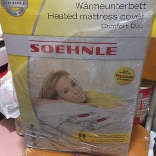 Soehnle 德國雙人電暖毯