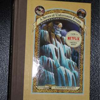 A Series of Unfortunate Events Book 10 Lemony Snicket NetFlix