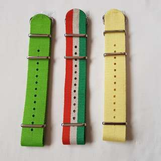 Watch Strap for sale brand new 2 for $10 clearance sale