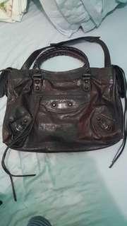 Authentic Balenciaga First Twiggy bag