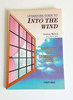 Literature Guide to Into the Wind