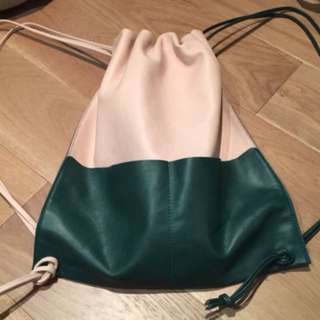 Authentic A-esque Drawstring bag