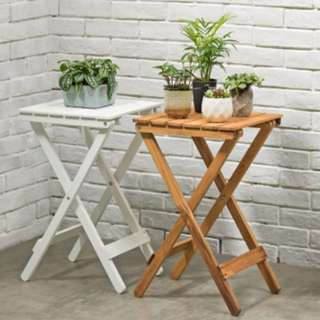 Nordic Foldable Wood Table
