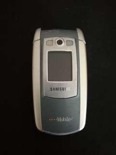 Samsung SGH-E715 (Spoilt)