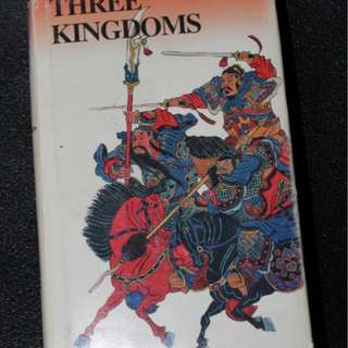 Three Kingdoms Vol 1 Luo Guanshong Translation Moss Roberts