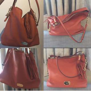 Michael Kors MK Bag Handbag Tote Shoulder Bag