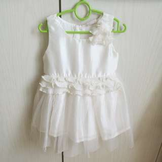 Flower Girl Dress 12 months