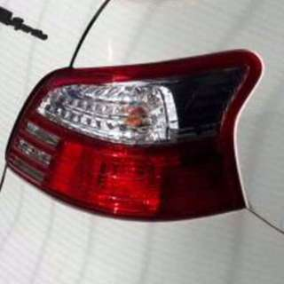 Toyota Vios 2010 tail lamp
